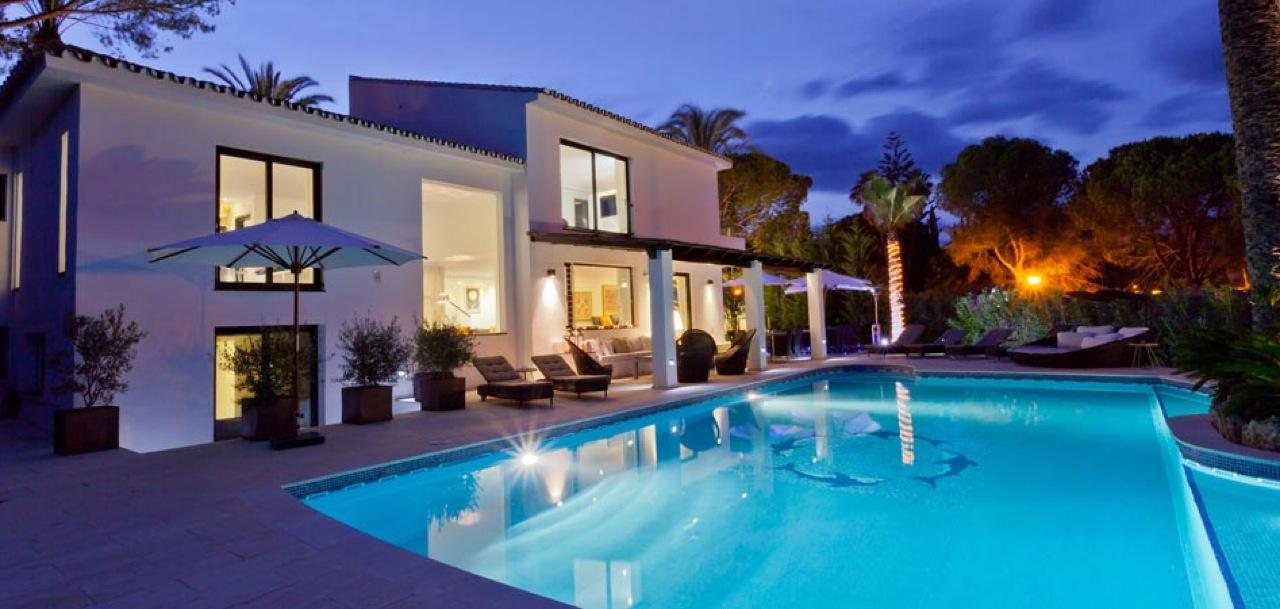Nieuw Gerenoveerde Villa Las Brisas