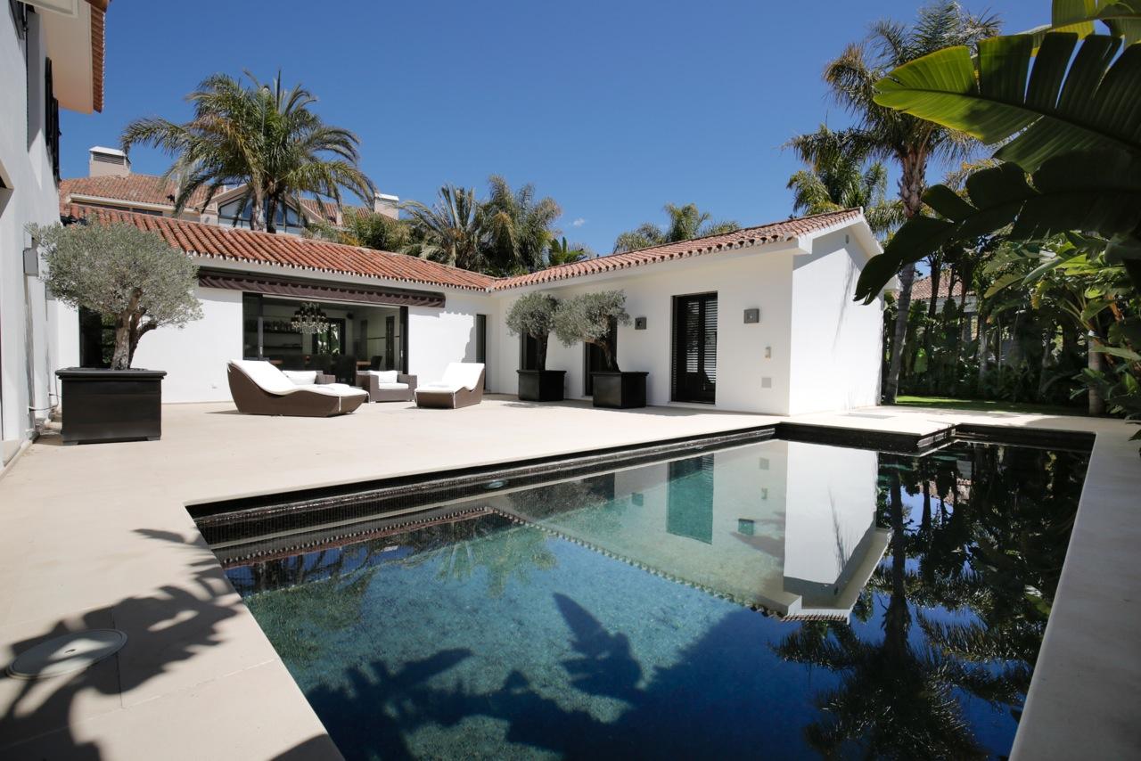Villa Los Monteros Playa
