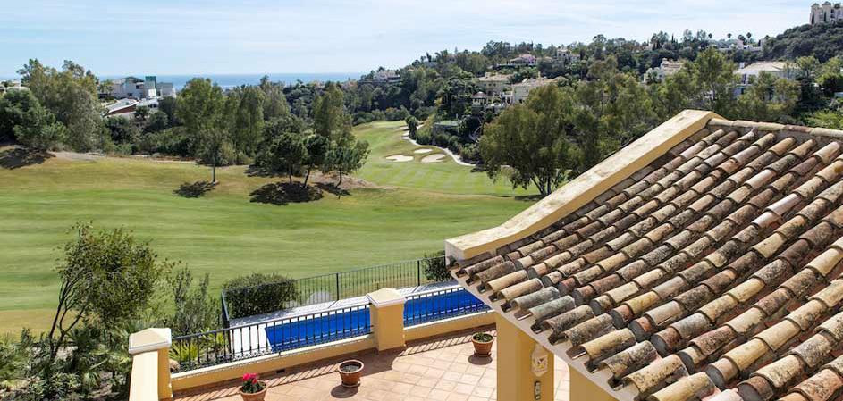 First line Golf Villa in La Quinta