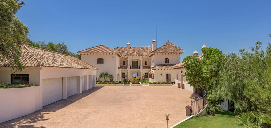 6 slaapkamer Villa in La Zagaleta