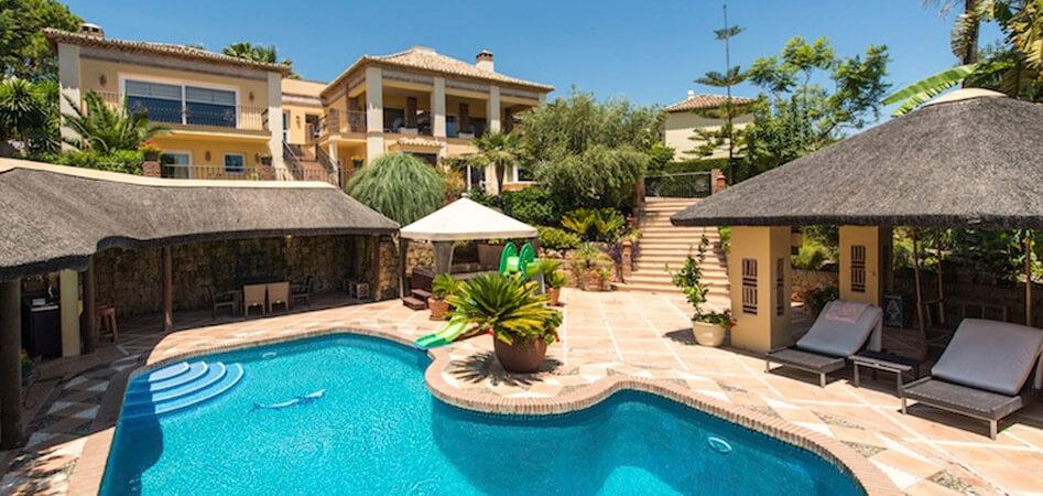 5 Slaapkamer Villa, Las Brisas