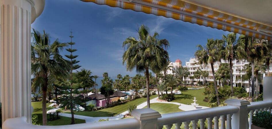 Appartement aan het strand, Las Dunas
