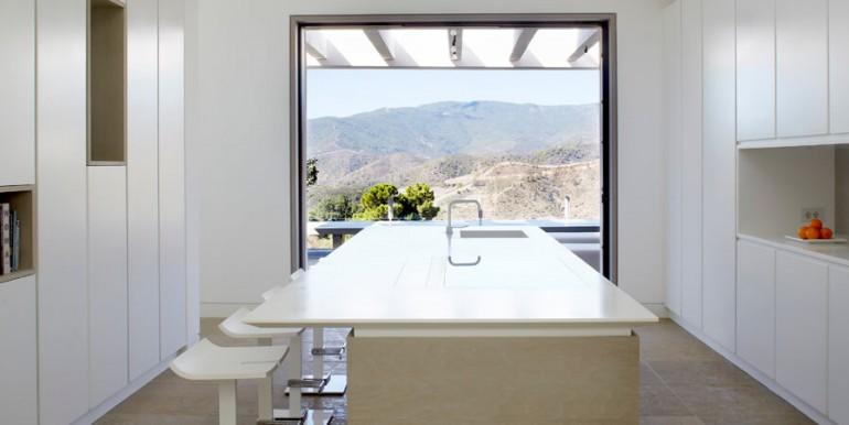 moderne villa te koop la zagaleta