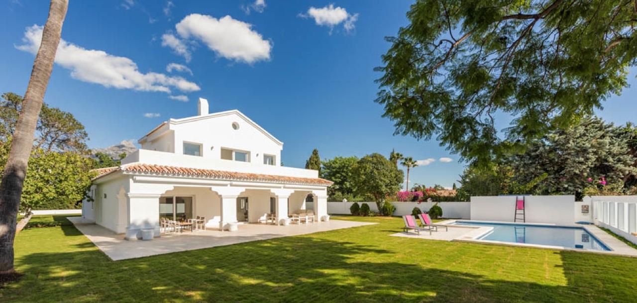 Recent gerenoveerde Villa Las Brisas