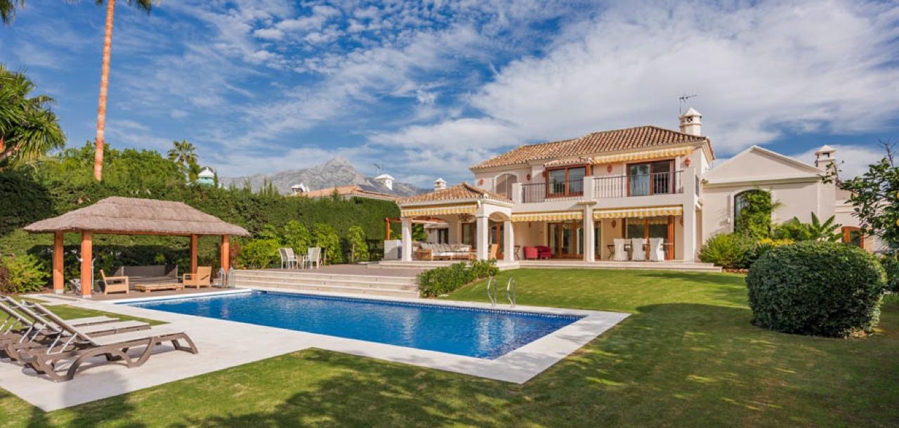 4 Slaapkamer Villa Los Naranjos